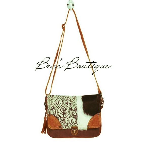 Myra Bags Last One Rug Hairon Messenger Bag Poshmark We are located in the heart of downtown kernersville, nc. poshmark